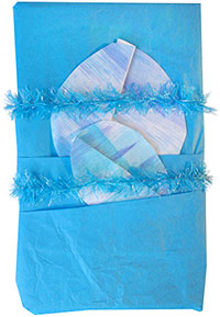 gift wrapping : : tissue paper